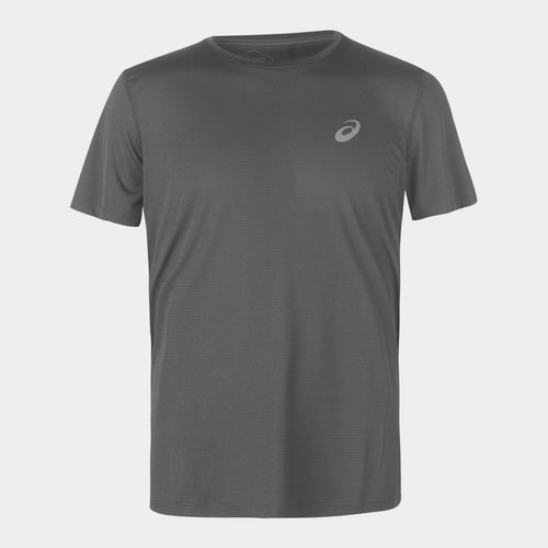 Core Short Sleeve Running T Shirt Mens