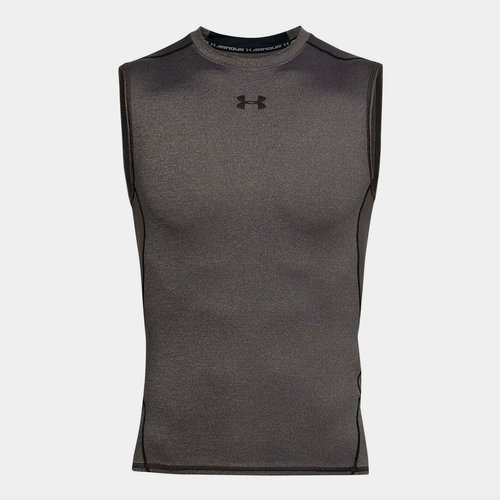 HeatGear Sleeveless Training Baselayer Top Mens