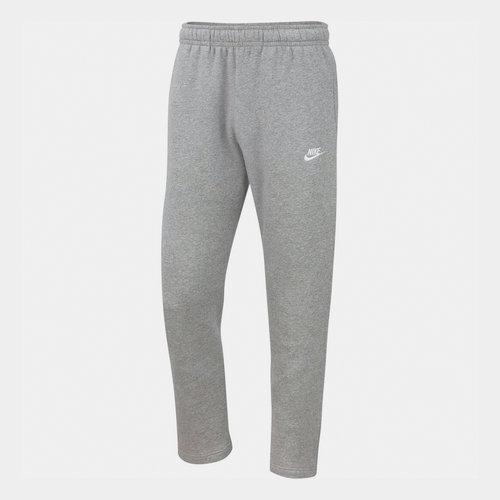 Open Hem Sweatpants Mens