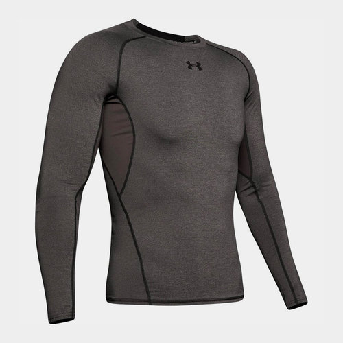 HeatGear Core L/S Baselayer Top Mens