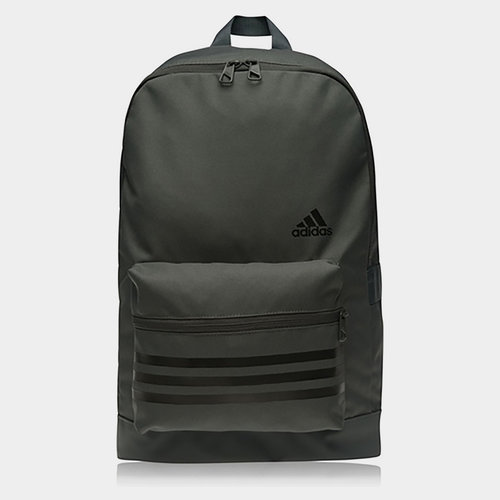 3 Stripe Versatile Backpack