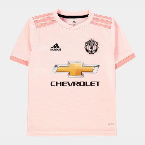 Manchester United Away Shirt 2018 2019 Junior
