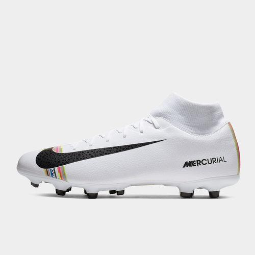 Mercurial Superfly Academy DF Mens FG Football Boots