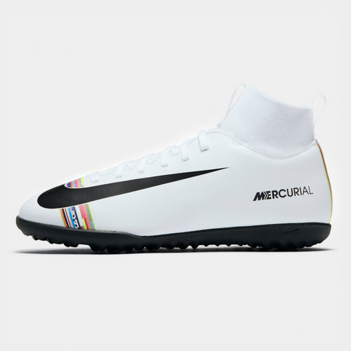 Mercurial Superfly Club Junior Astro Turf Trainers