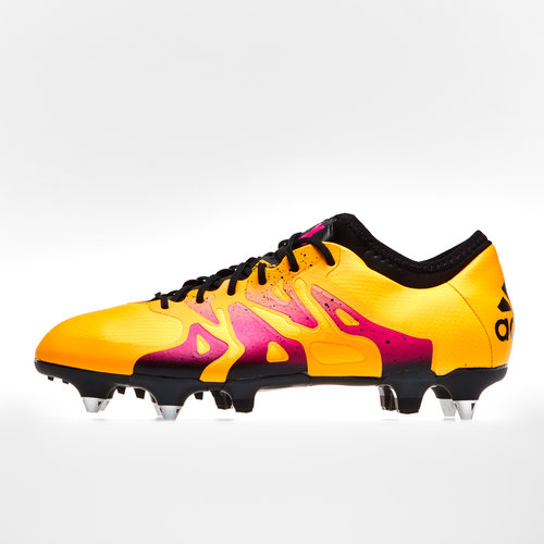 X 15.1 SG Leather Mens Football Boots