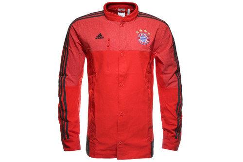 Bayern Munich 2015/16 Football Anthem Jacket