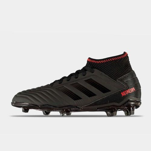 Predator 19.3 Childrens FG Football Boots