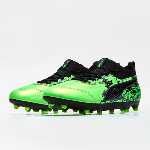 Puma One 19.3 FGAG Kids Football Boots, £39.00