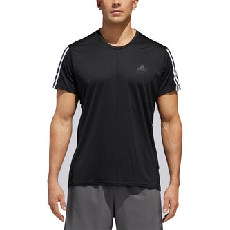 3 Stripe T Shirt Mens