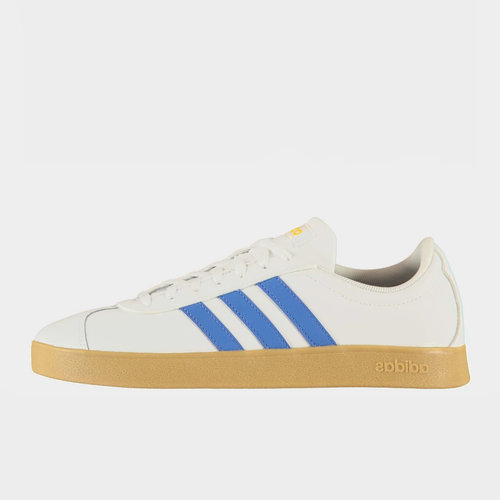 VL Court 2 Leather Trainers Mens