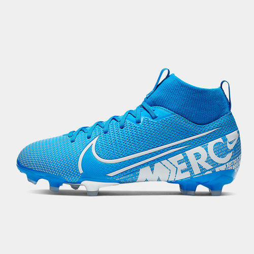 Mercurial Superfly Academy DF Junior FG Football Boots