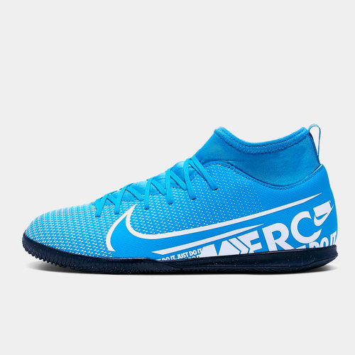 Mercurial Superfly Club DF Junior Indoor Football Trainers
