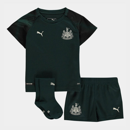 Newcastle United Away Baby Kit 2019 2020
