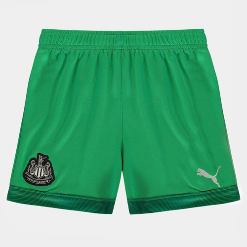 Newcastle United Home Goalkeeper Shorts 2019 2020 Junior
