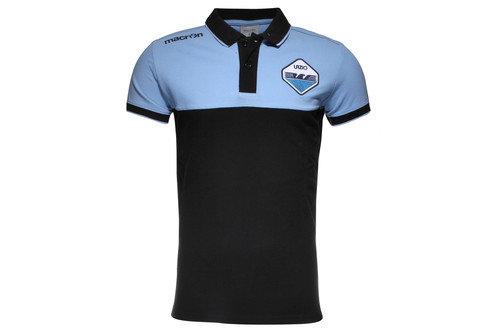 SS Lazio 2015 Cotton Piquet Football Polo Shirt