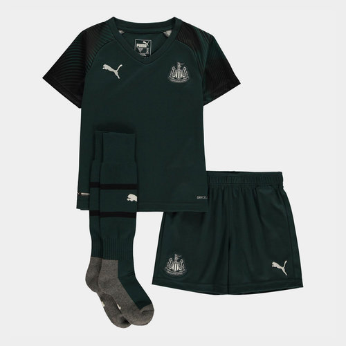 Newcastle United Away Mini Kit 2019 2020