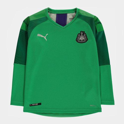 Newcastle United Home Goalkeeper Shirt 2019 2020 Junior
