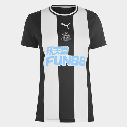 Newcastle United Home Shirt 2019 2020 Ladies