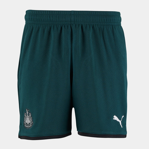 Newcastle United Away Shorts 2019 2020 Junior