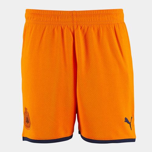 Newcastle United Third Shorts 2019 2020