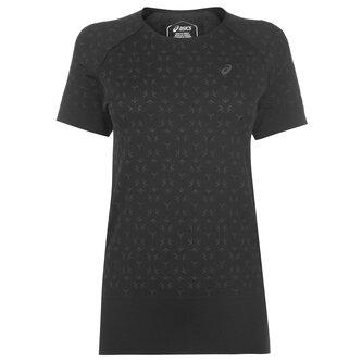 Seamless Running T Shirt Ladies
