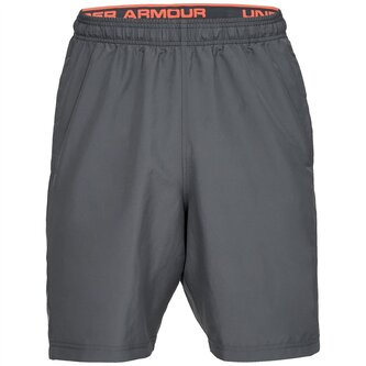 Woven Graphic Shorts Mens
