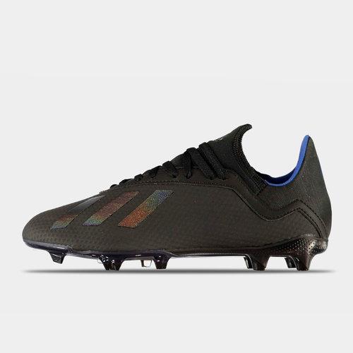 X 18.3 Childrens FG Football Boots