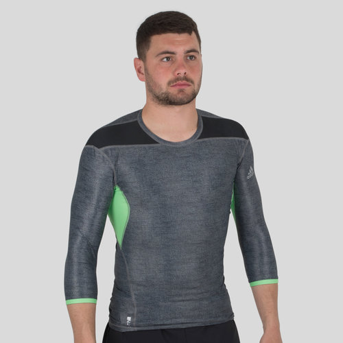 Techfit Climachill 3/4 Sleeve T-Shirt