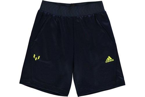 Messi Football Shorts Junior Boys