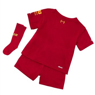 Liverpool 19/20 Home Mini Kids Football Kit