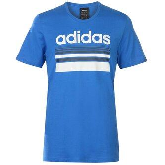 Horizon Linear Mens T shirt