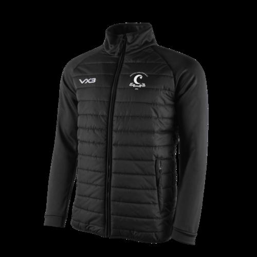 Bristol Saracens RFC Seniors Pro Hybrid Jacket