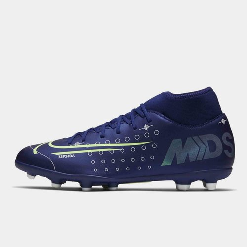 Mercurial Superfly Club DF Mens FG Football Boots