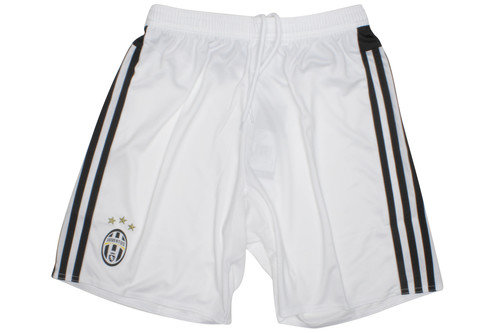 Juventus 15/16 Home Football Shorts