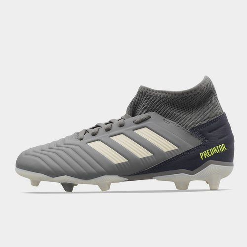 Predator 19.3 Junior FG Football Boots Boys