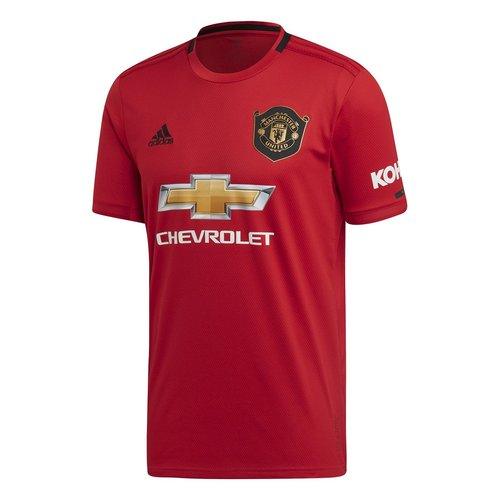 Manchester United 19/20 Home S/S Football Shirt