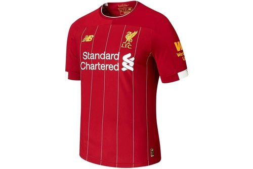 Liverpool 19/20 Home Elite Match S/S Football Shirt