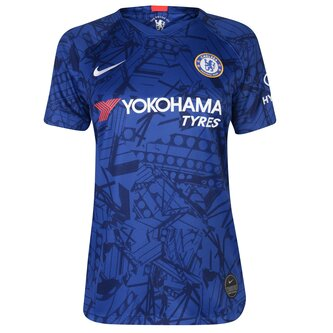 Chelsea 19/20 Ladies Home S/S Football Shirt