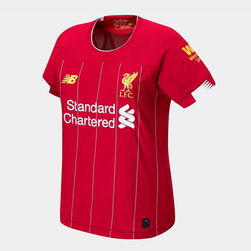 Liverpool Home Shirt 2019 2020 Ladies
