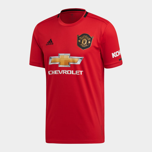 Manchester United Home Shirt 2019 2020 Junior