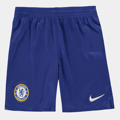 Chelsea 19/20 Home Kids Football Shorts