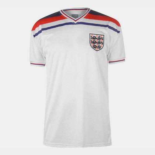 England 82 Home Jersey Mens