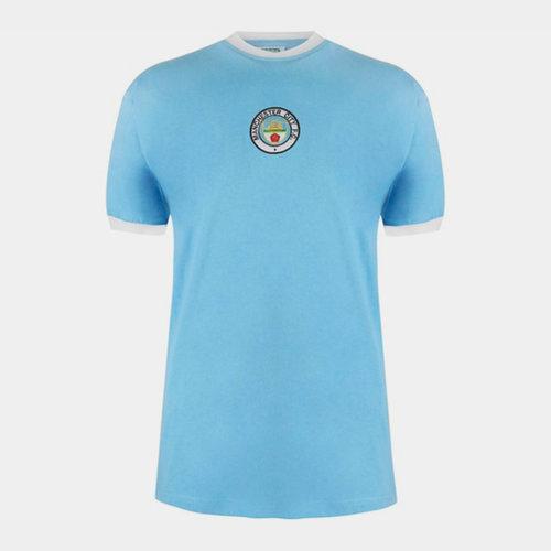 Manchester City 1972 Home Shirt Mens