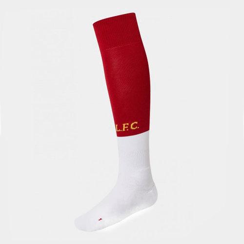 Liverpool 19/20 Kids Home Football Socks