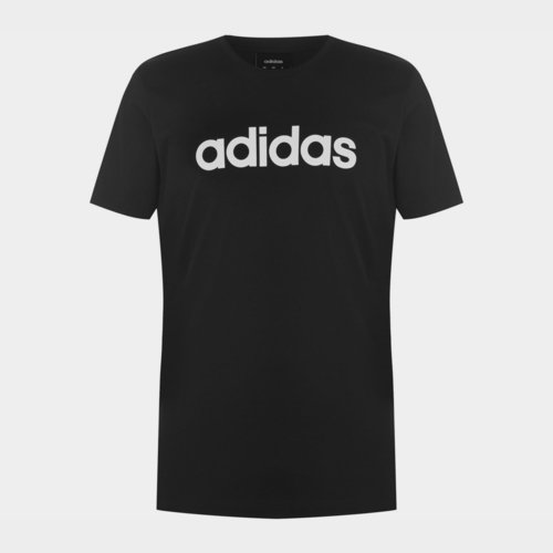 Linear Logo T Shirt Mens