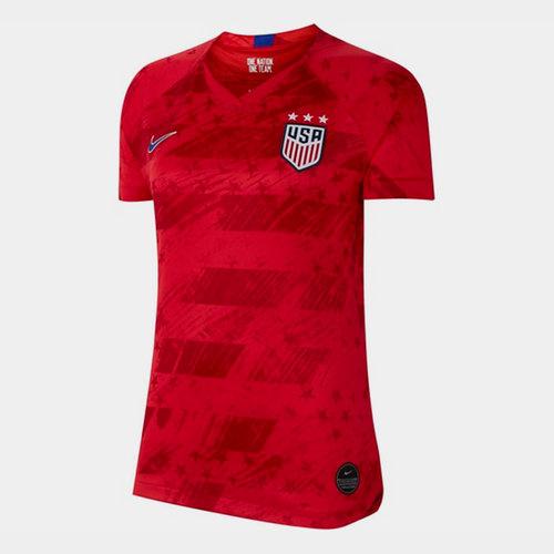 USA Womens World Cup 2019 Away Shirt Ladies