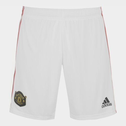 Manchester United 19/20 Home Football Shorts