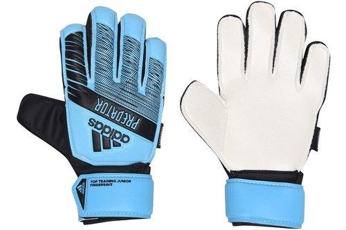 Predator Training Finger Save Kids Goalkeeper Gloves