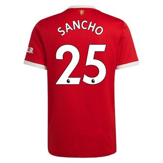 England Jadon Sancho Home Shirt 2020 Junior