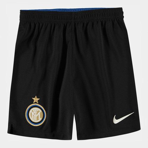 Inter Milan Home Shorts 2019 2020 Junior